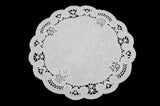 "6"" Round Paper Lace Doilies"