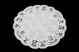 "8"" Round Paper Lace Doilies"