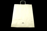 White Paper Shopping Bag Large 13 x 7 x 17