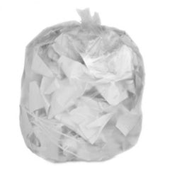 "Garbage Bag 39"" Clear"