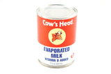 Cow's Head Evaporated Milk