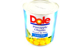 Dole Pineapple Chunks 6 x 108oz.
