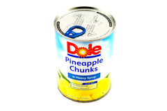 Dole Pineapple Chunks 12 x 20oz.