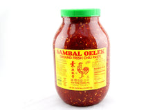 Sambal Oelek Ground Fresh Chili Paste