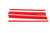 "5"" Red Bar Stirrer"