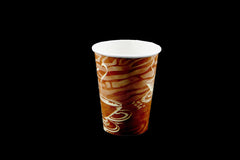 Dopaco 12 oz. Swirl Coffee Cup