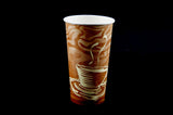 Dopaco 20 oz. Swirl  Coffee Cup