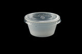 Dart Solo 200PC 2oz. Translucent Polystyrene Souffle / Portion Cup