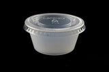Dart Solo 325PC 3 1/4oz. Translucent Polystyrene Souffle / Portion Cup