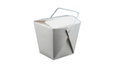 FoldPak 8 oz. White Food Pail