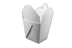 FoldPak 16 oz. White Food Pail