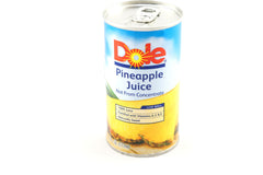 Dole Pineapple Juice 24 x 6oz.