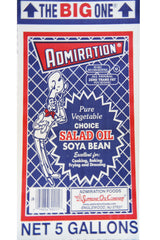 Admiration Pure Vegetable Salad Oil Soya Bean