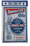 Admiration Salad Oil with Soya Bean 35 Lb.