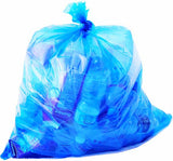 "Garbage Bag 46"" Blue"