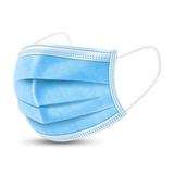 50 PCS 3-Ply Filter Disposable Face Masks, Free Shipping!