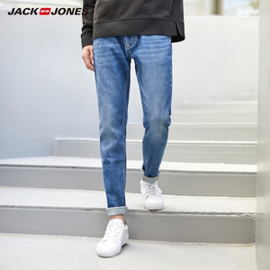 JackJones Men's Slim Fit Denim Pants Stretch Jeans Basic