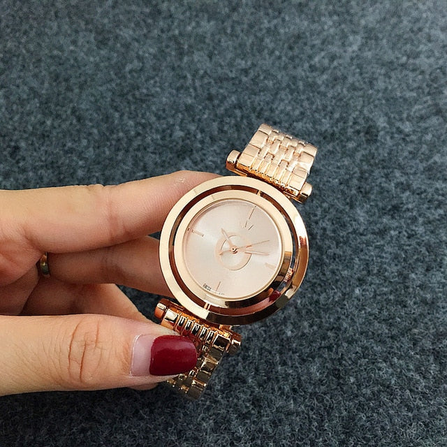 Starry Sky Women Wrist Watch For Ladies Top Brand Luxury Watch Rose Gold