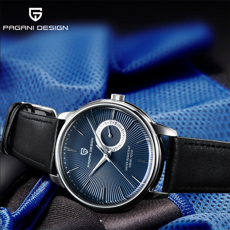 PAGANI DESIGN Brand Fashion Casual Sports Watch