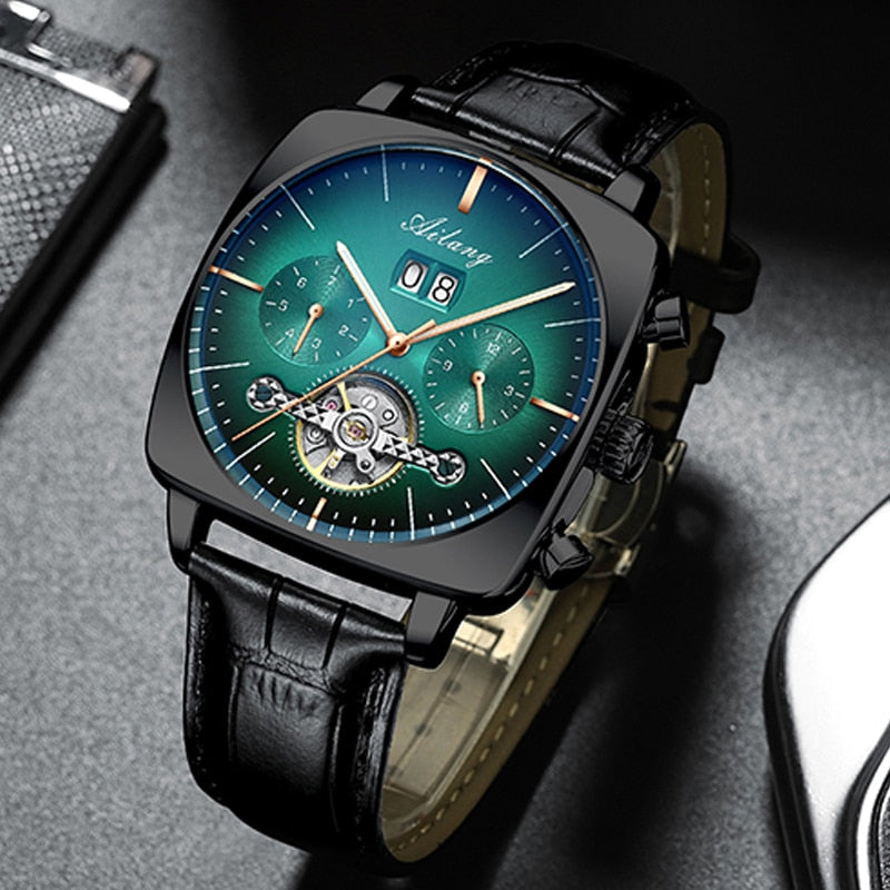 AILANG 2020 new watch men's automatic mechanical watch