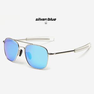 Classic Top quality USA Air Force military Aviation Men Polarized Sunglasses