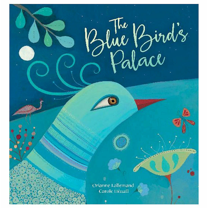 Barefoot Books The Blue Birds Palace