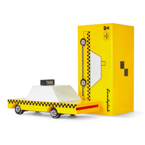 Candylab Candycar Taxi Yellow