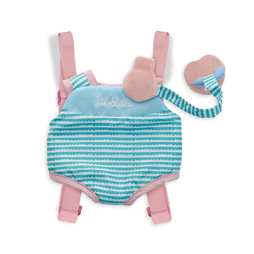 Manhattan Toy Co Wee Baby Stella Carrier Set