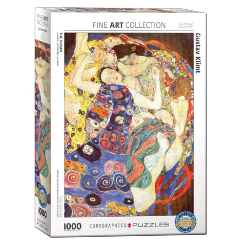 Eurographics The Virgin Gustuv Klimt 1000 Piece Puzzle