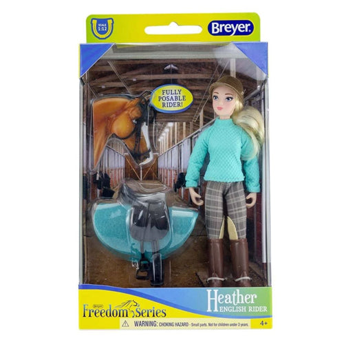 Breyer English Rider Heather