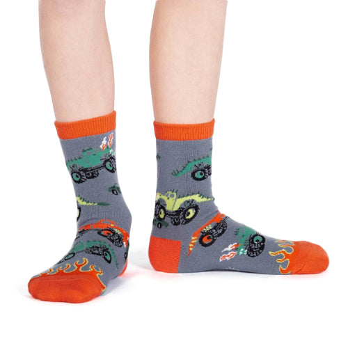 Sock It To Me Socks - Monster Truck