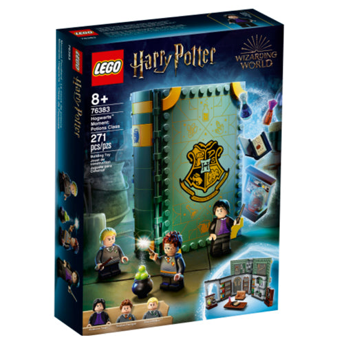 Lego Harry Potter Hogwarts Moment Potions Class