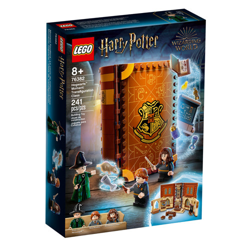 Lego Harry Potter Hogwarts Moment Transfiguration Class