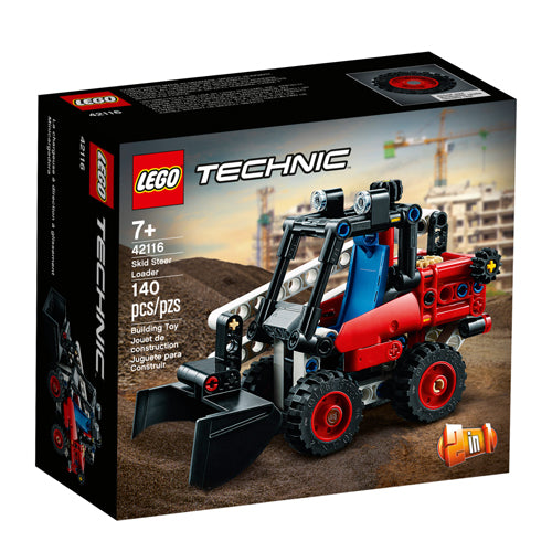 Lego Technic Skid Steer Loader