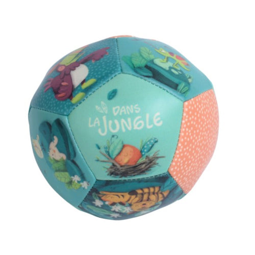 Moulin Roty Soft Ball - Dans la Jungle
