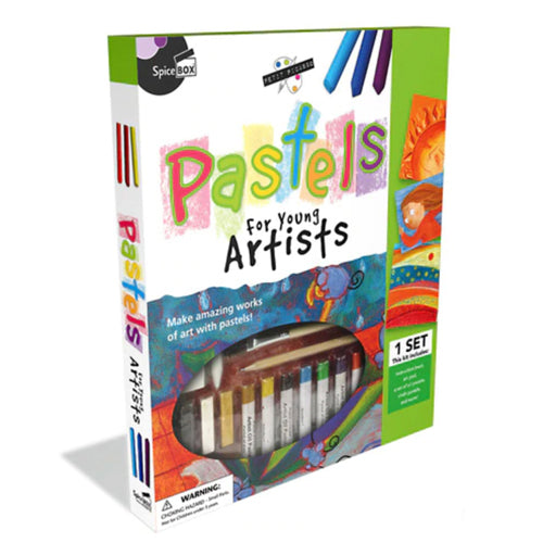 Spicebox Pastels for Young Artists