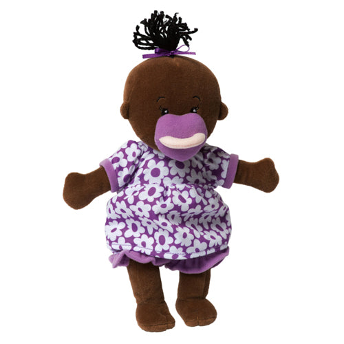 Manhattan Toy Co Wee Baby Stella - Brown
