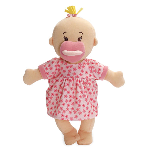 Manhattan Toy Co Wee Baby Stella - Peach