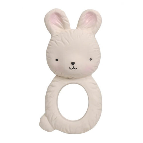 A Little Lovely Teething Ring - Bunny