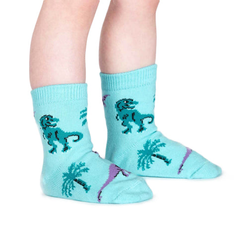 Sock It To Me Socks - Land Of The Dino