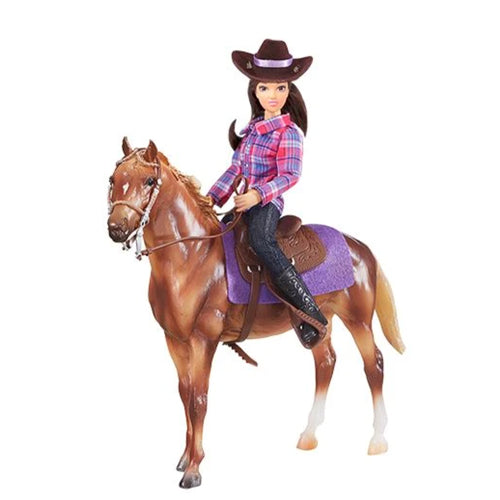 Breyer Western Horse and Rider