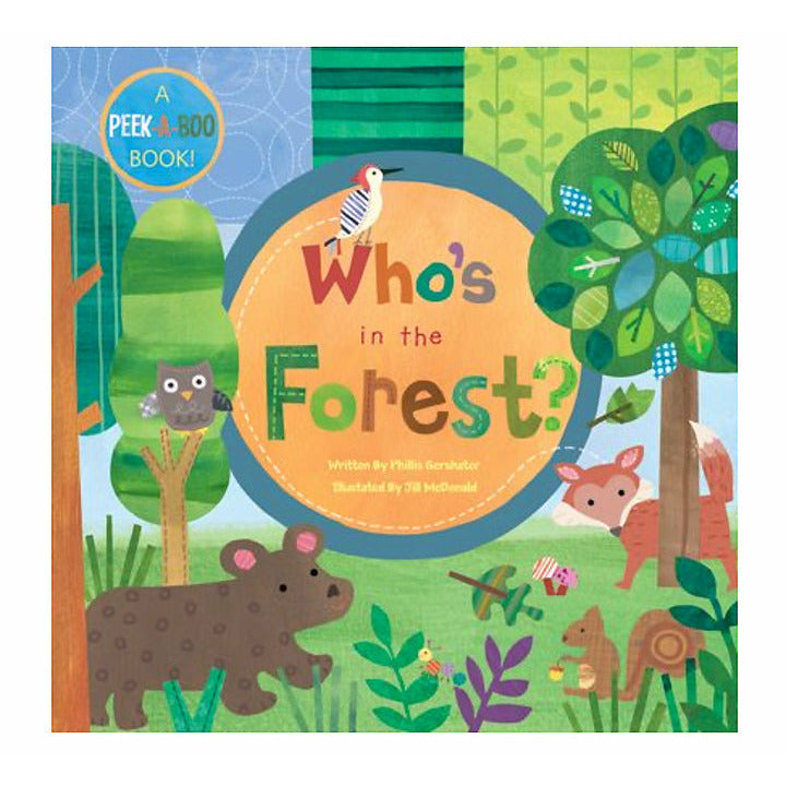 Barefoot Books Who's in the Forest