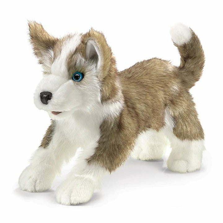 Folkmanis Wolf Pup Puppet