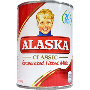 Alaska Classic Evaporated Milk (Assorted Sizes)