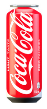 Load image into Gallery viewer, Coke Light (Assorted Sizes)