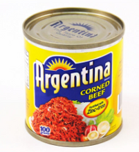 Load image into Gallery viewer, Argentina Corned Beef (Assorted Sizes)
