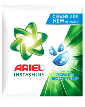Load image into Gallery viewer, Ariel Power Detergent Fresh Clean (Assorted Sizes)