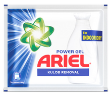 Load image into Gallery viewer, Ariel Liquid Detergent Indoor Dry (Assorted Sizes)