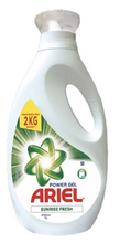 Load image into Gallery viewer, Ariel Liquid Detergent Sunrise Fresh (Assorted Sizes)