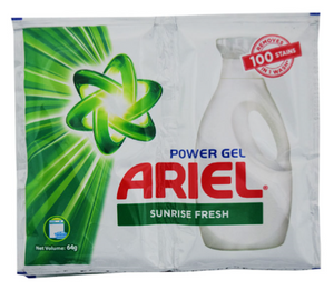 Ariel Liquid Detergent Sunrise Fresh (Assorted Sizes)